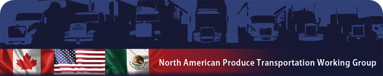 North American Transportation Work GrouNorth American Transportation Work Group